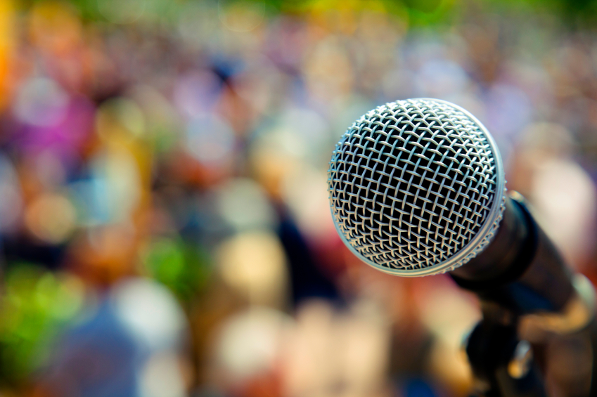 14 - Motivational Speaker