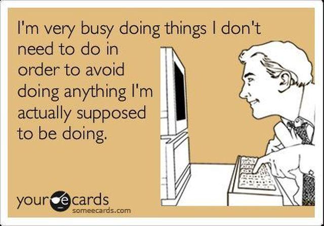 19a - procrastination