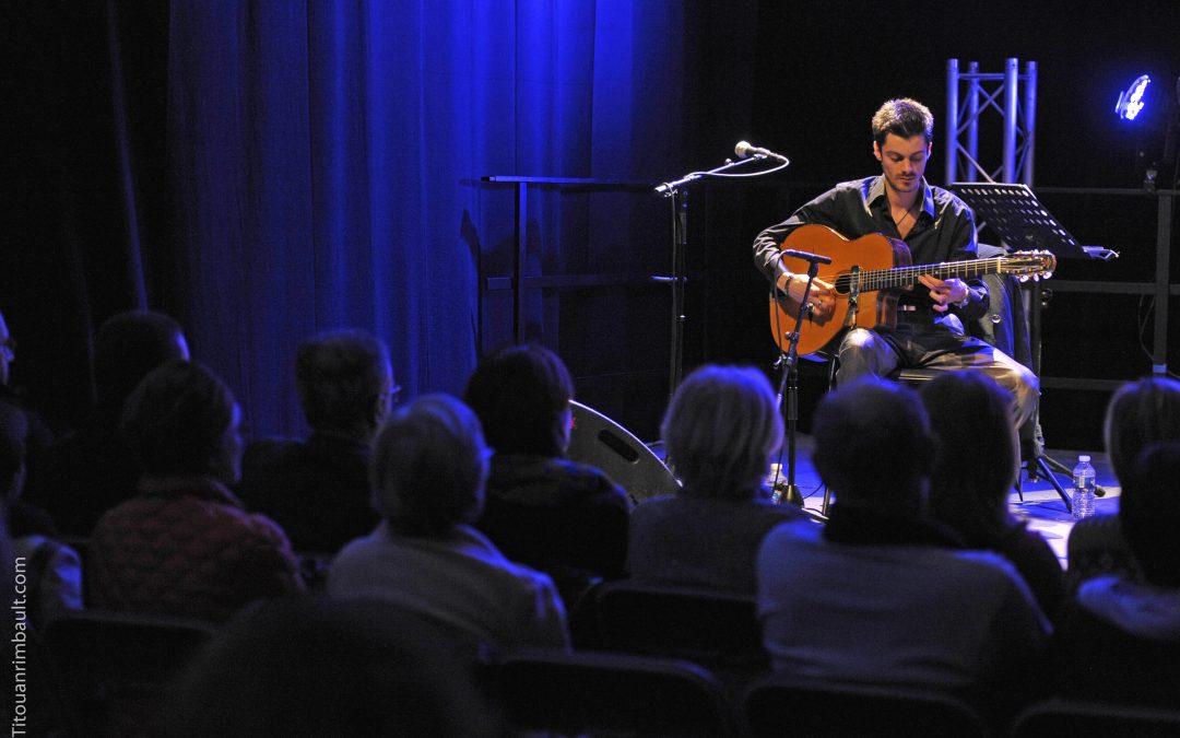 Gypsy Jazz Interviews: Adrien Marco