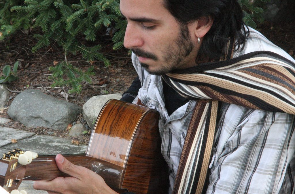 Gypsy Jazz Interviews: Gonzalo Bergara