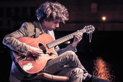 Gypsy Jazz Interviews: Antoine Boyer