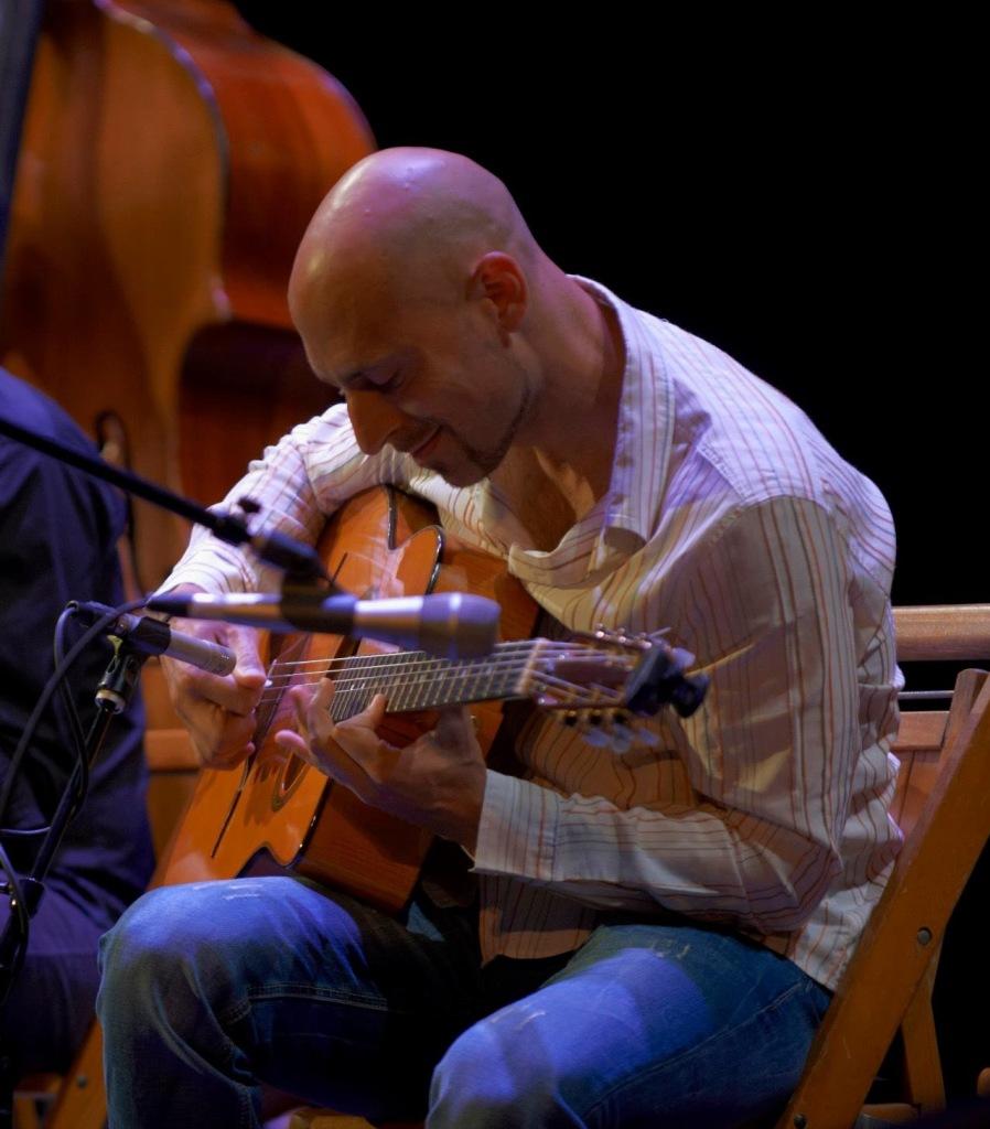 Gypsy Jazz Interviews: Dario Napoli