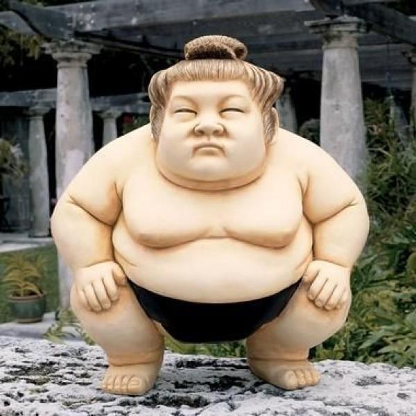 44 - Sumo Wrestler