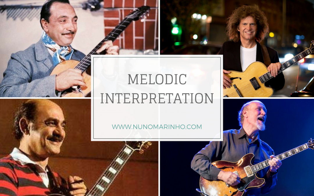 MELODIC INTERPRETATION