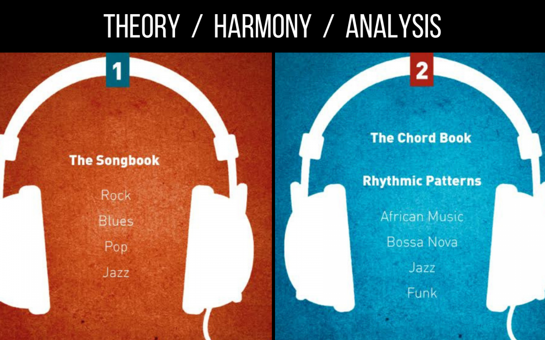 THEORY: HARMONIC AND MELODIC ANALYSIS